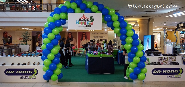 Healthy & Happy Feet Carnival 2015