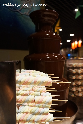 Ramadhan Buffet Dinner 2015 @ Cinnamon Coffee House - Chocolate fondue