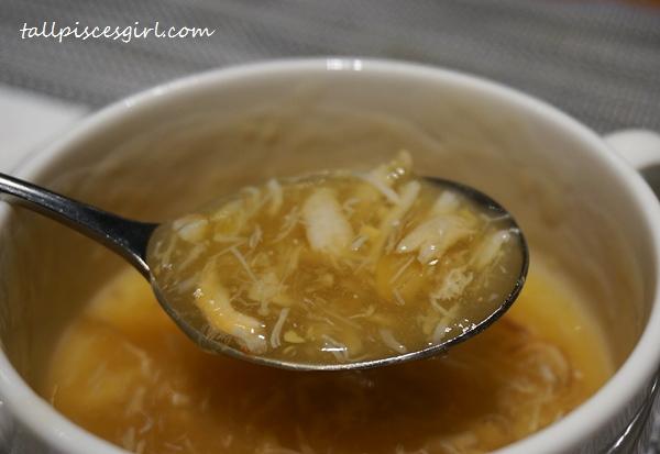 Ramadhan Buffet Dinner 2015 @ Cinnamon Coffee House - Braised Crab Soup