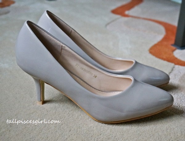 ZALORA EZRA BASICS Pointed Kitten Pumps