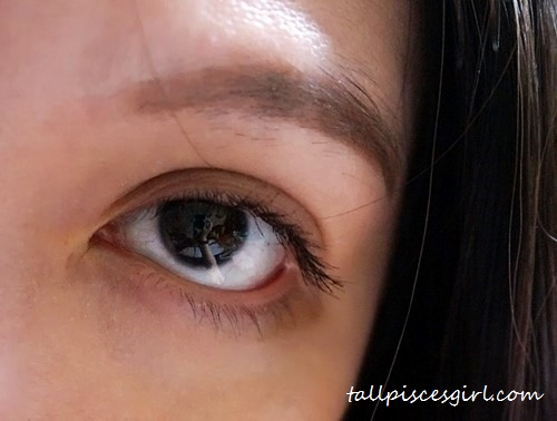 Canmake Flaring Curl Mascara Effect