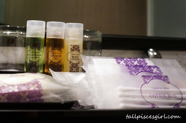 Estadia by Hatten - Toiletries