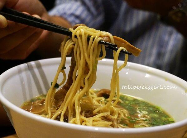 IPPUDO straight noodles