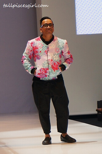 Andy Saleh, designer from Indonesia