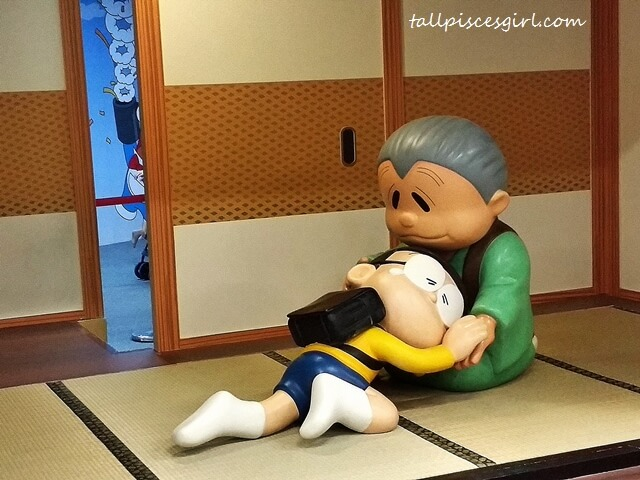 100 Secret Doraemon Gadgets Expo - This scene brought tears to my eyes. I miss you, grandma!