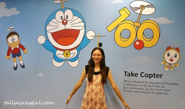 100 Secret Doraemon Gadgets Expo - Bye~