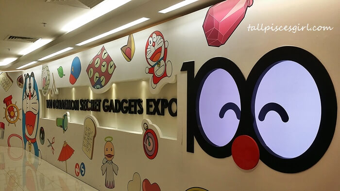 100 Secret Doraemon Gadgets Expo