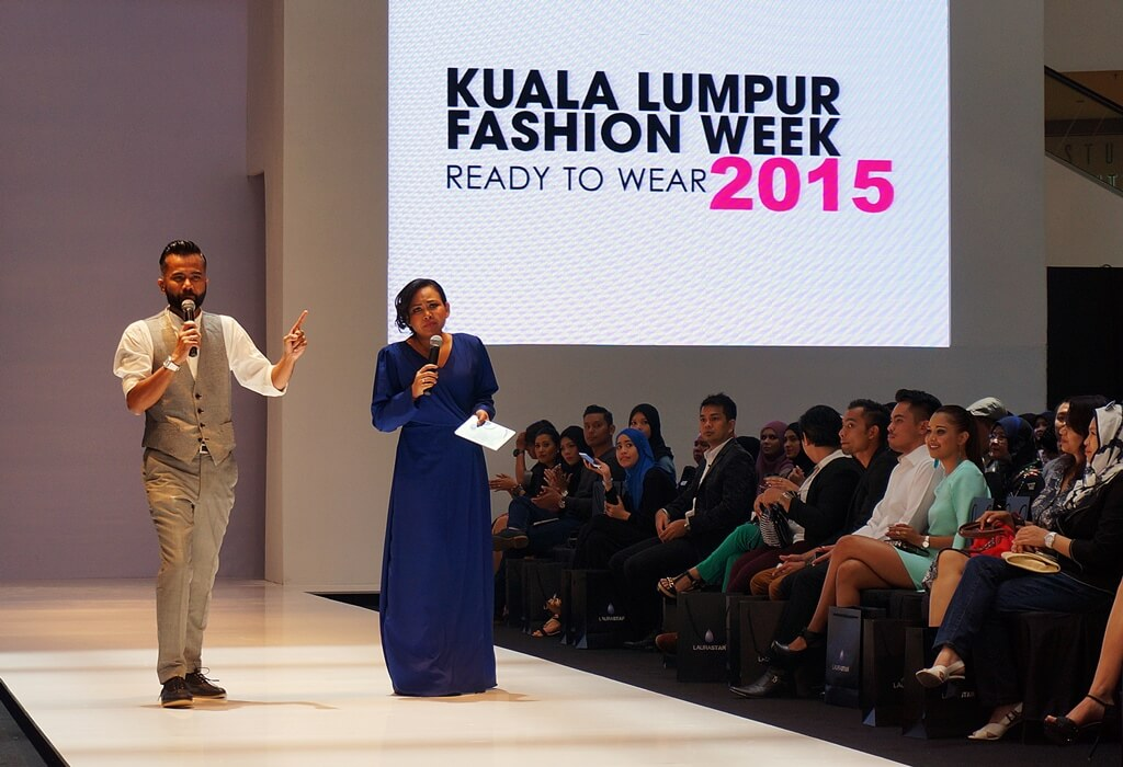KLFW2015 Emcees - YODA @ Pavilion KL