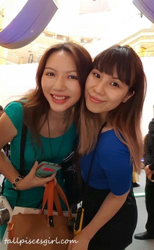 Wefie taken using Samsung Galaxy Note 5 - Totally poreless!