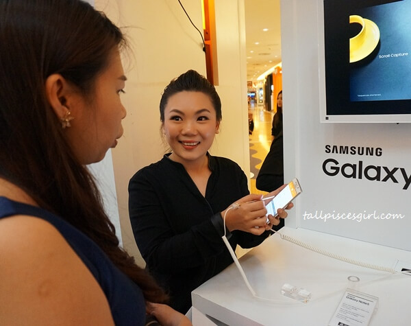 Samsung Galaxy Note 5 Launch @ Malaysia