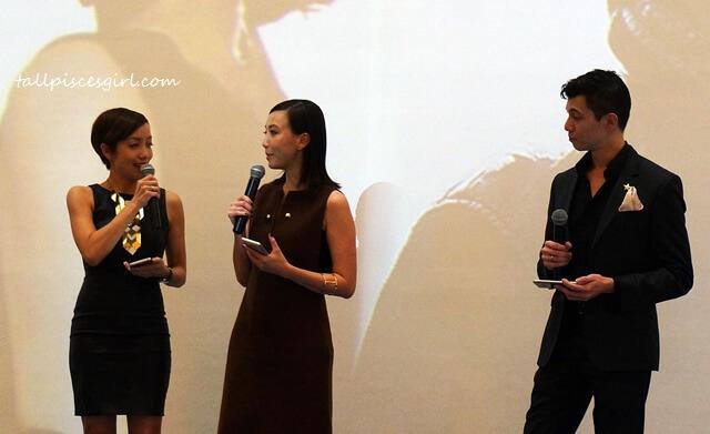 Lynn Lim @ Samsung Galaxy Note 5 Launch