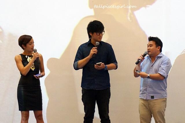 Jinnyboy & Reuben Kang @ Samsung Galaxy Note 5 Launch