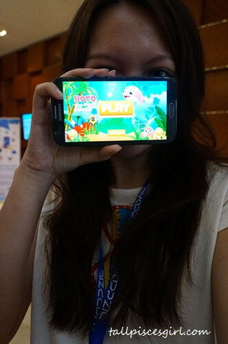 Korean Apps Wave 2015 - Let's play BOTO the Pink Dolphin!