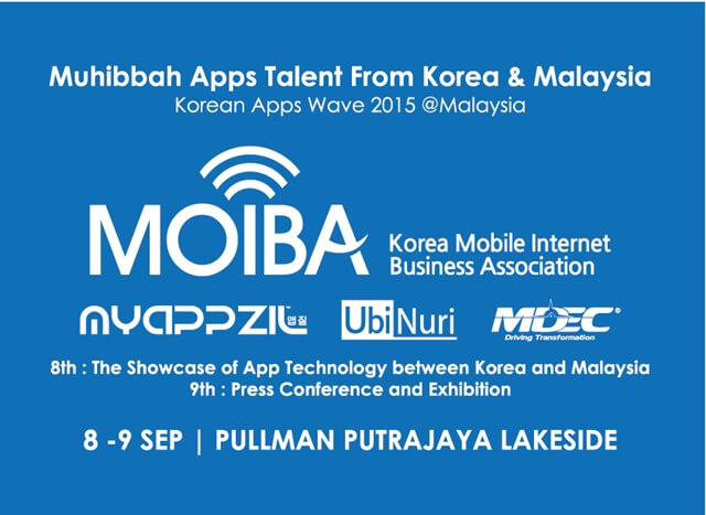 Korean Apps Wave 2015 @ Malaysia