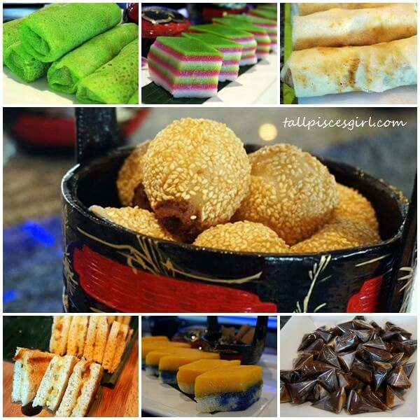 Nyonya Desserts/Snacks