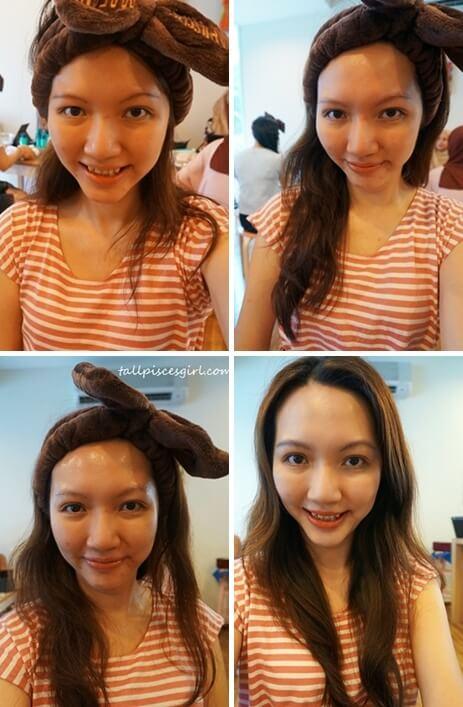 Charmaine Pua Transformation