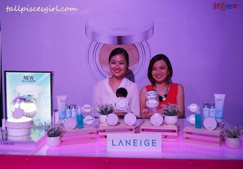 韩国美妆品牌,LANEIGE