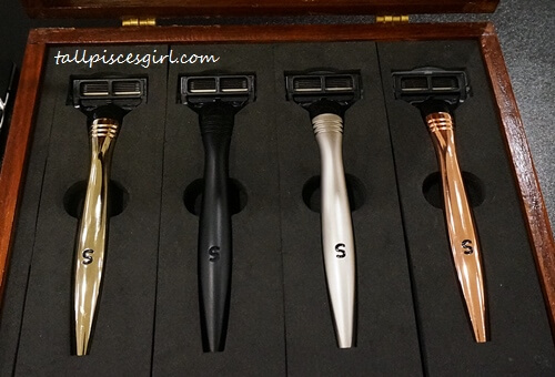 Scott's Shavers