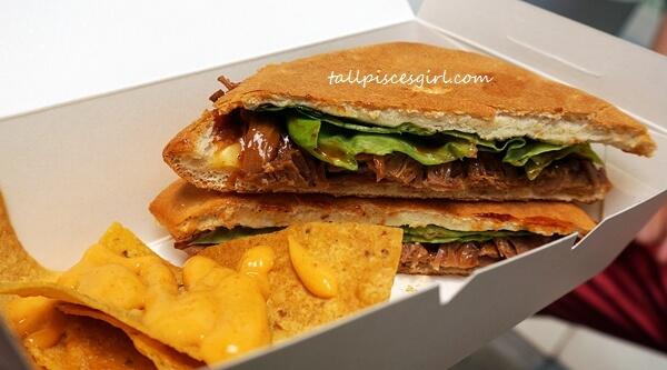 Wheeloaf Mighty Beef Panini