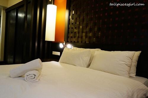 Resort Suites - King size bed