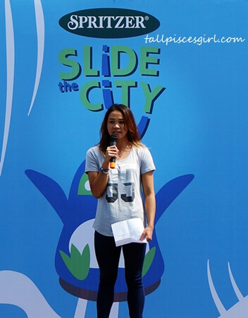 Slide the City Malaysia - Malaysia's diving darling, Olympic medallist Pandelela Rinong