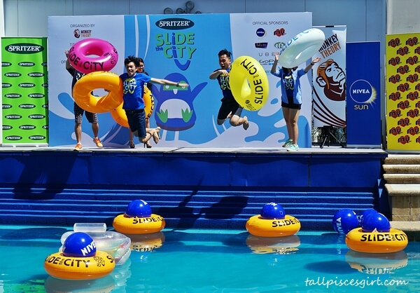 Slide the City Malaysia launch ended with a splash!