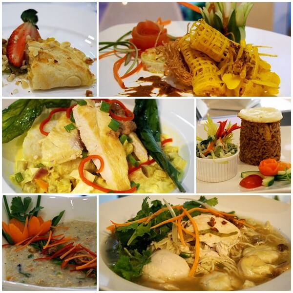 Columbia Asia Master Chef 2015 Participating Dishes
