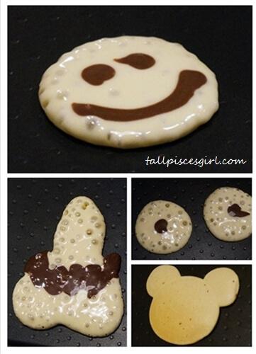 Slappy Cakes Pancake Designs