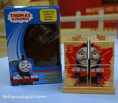 Thomas & Friends Wooden Stacking Puzzle