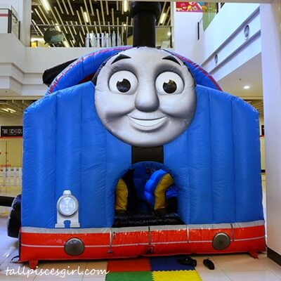 Thomas Bouncy Castle