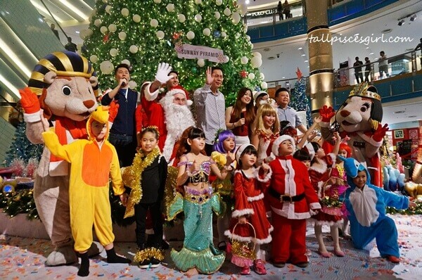 Merry Christmas from everyone at Sunway Pyramid!