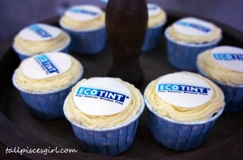 ECOTINT Cupcakes