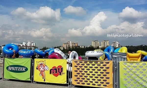 Slide the City Putrajaya Queue