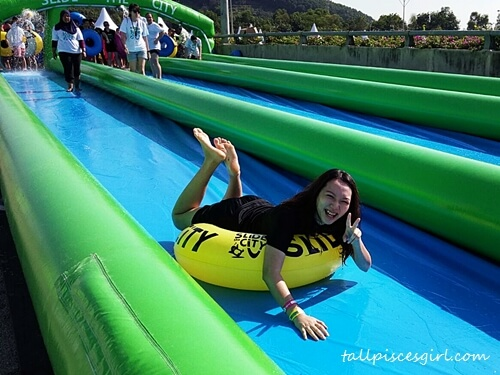 tallpiscesgirl @ Slide the City Putrajaya