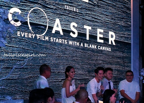 Coaster: Main Casts, Director and Screenwriter