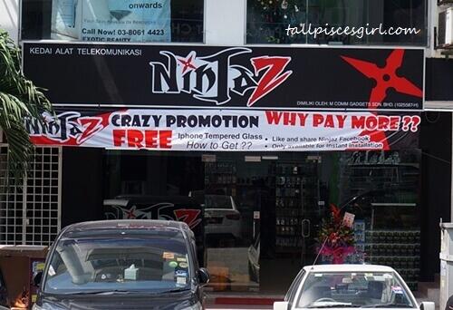 NinjaZ Puchong