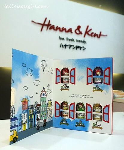 Hanna & Kent Hand Therapy Travel Size