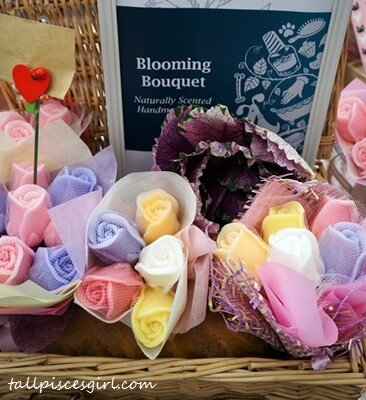 Denley Blooming Bouquet - 3 Awesome Brands at Markets 17 Bazaar, Jaya One