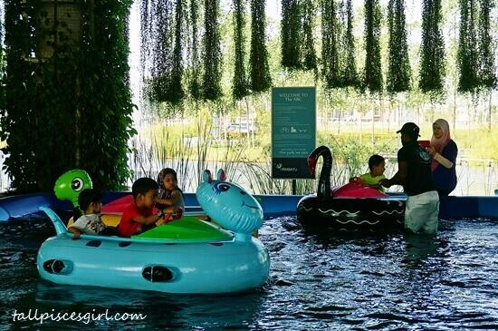 Rimbayu Together Gather - Bumper Boats