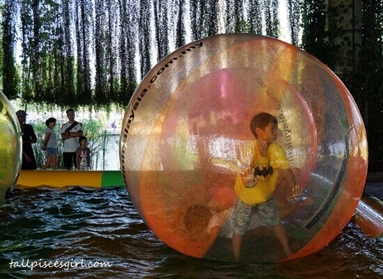 Rimbayu Together Gather - Water Zorb Ball