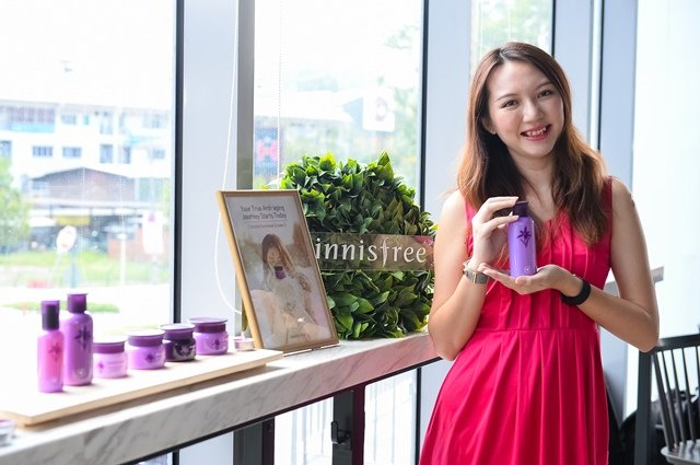 RIC 0942 - An Affair with innisfree Orchid Skincare Range