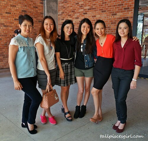 Aunty Lilly, Tallpiscesgirl, Sunshine Kelly, SYCookies, Choo Mei Sze and Janice Yeap are in for #The21DayMission!