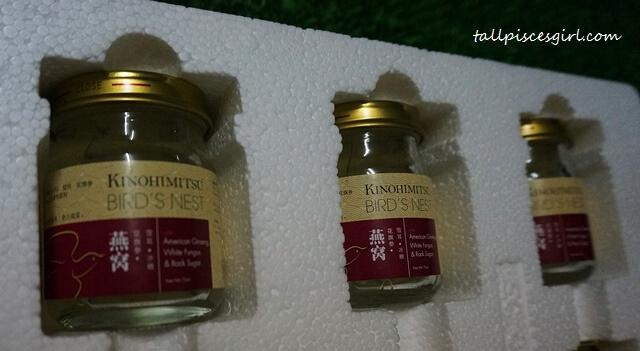 Kinohimitsu Bird's Nest Bottles