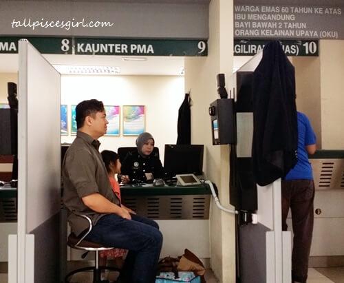 Renew Passport in Malaysia - Passport Photo Taking