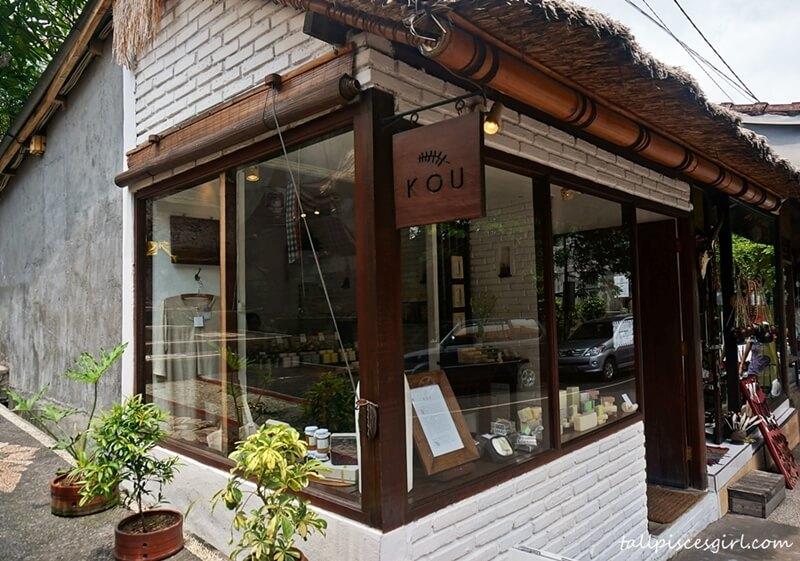 KOU Soap @ Ubud, Bali