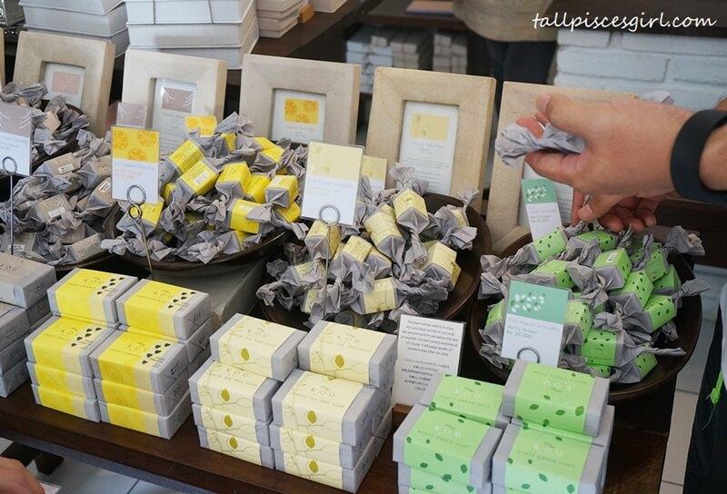 KOU Handmade Organic Soaps