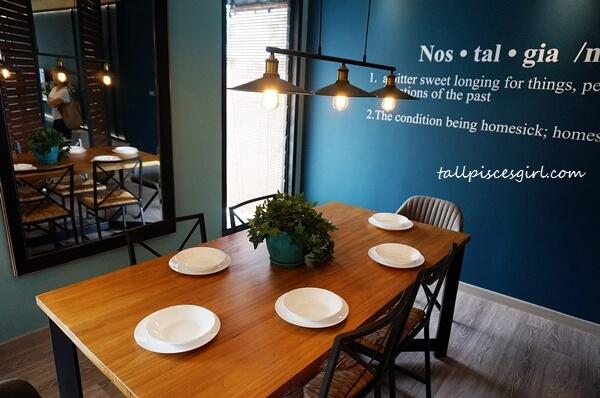 Bandar Rimbayu Penduline Type A Dining Room
