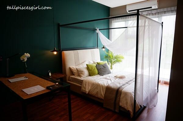 Bandar Rimbayu Penduline Type A Bedroom