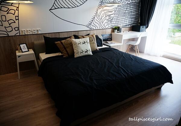 Bandar Rimbayu Penduline Type B Bedroom