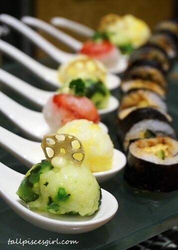 Assorted Japanese Maki